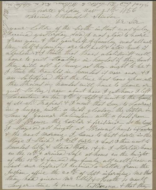 Jonathan Crews to Thomas Nesbit Stinson - Page