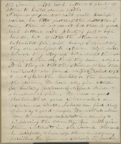 A. Finch to Thaddeus Hyatt - Page