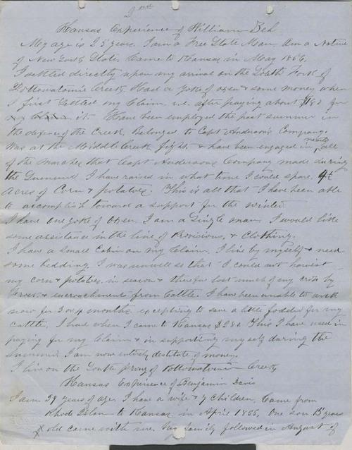 William Beh, testimony - Page