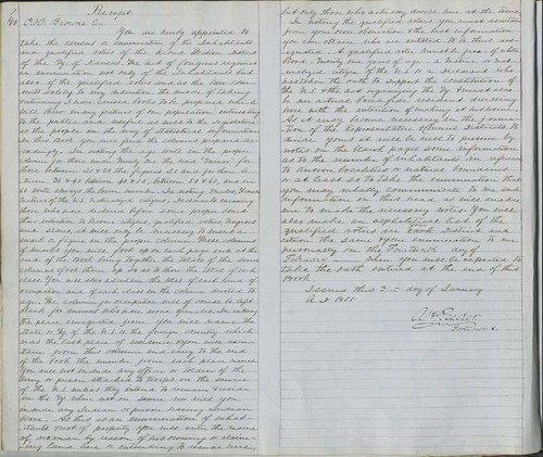 Territorial Census, 1855, District 2 - Page