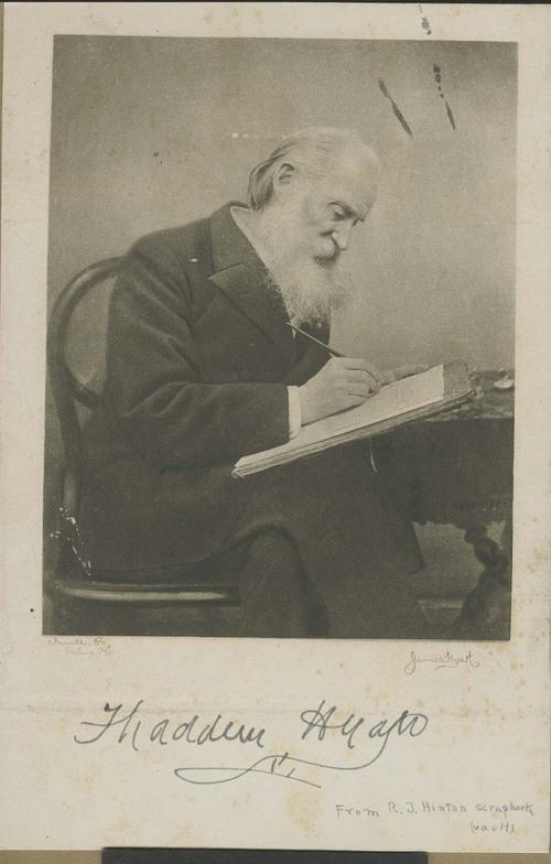 Thaddeus Hyatt - Page