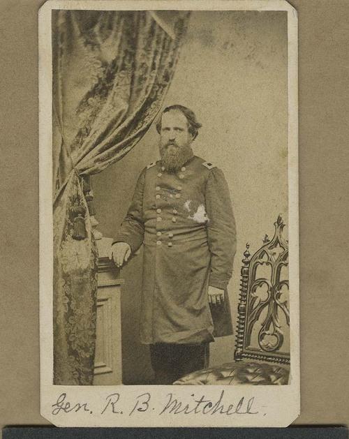 Robert Byington Mitchell - Page