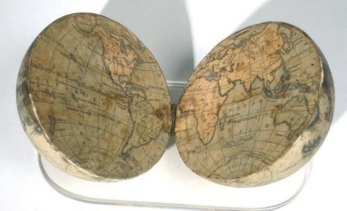 Delaware Baptist Mission globe - Page