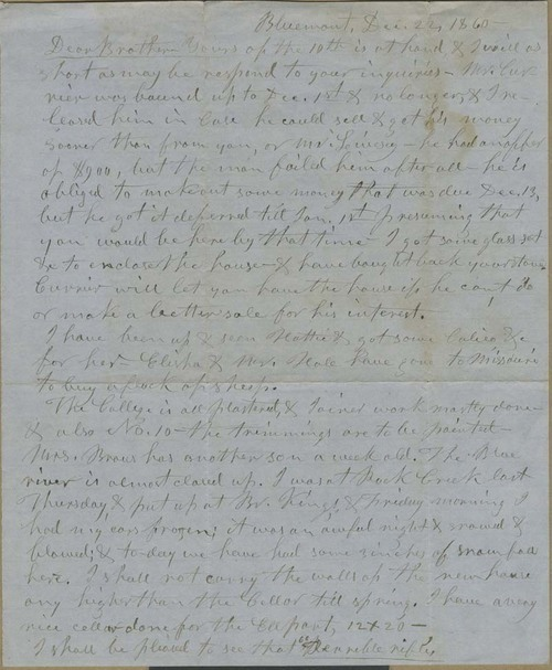 William Goodnow to Isaac Goodnow - Page