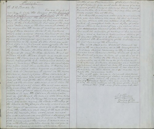 Territorial Census, 1855, District 12 - Page