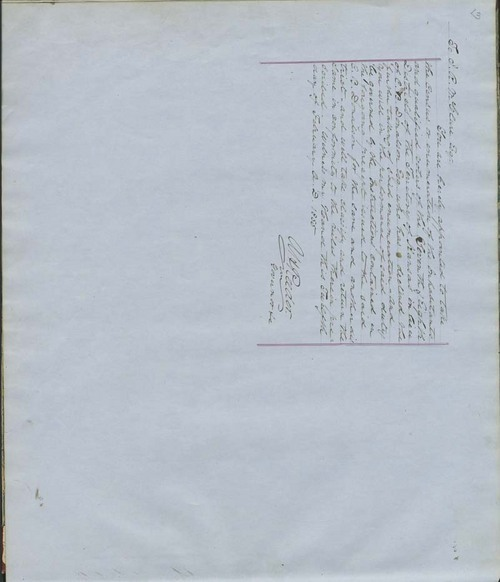 Territorial Census, 1855, District 8 - Page