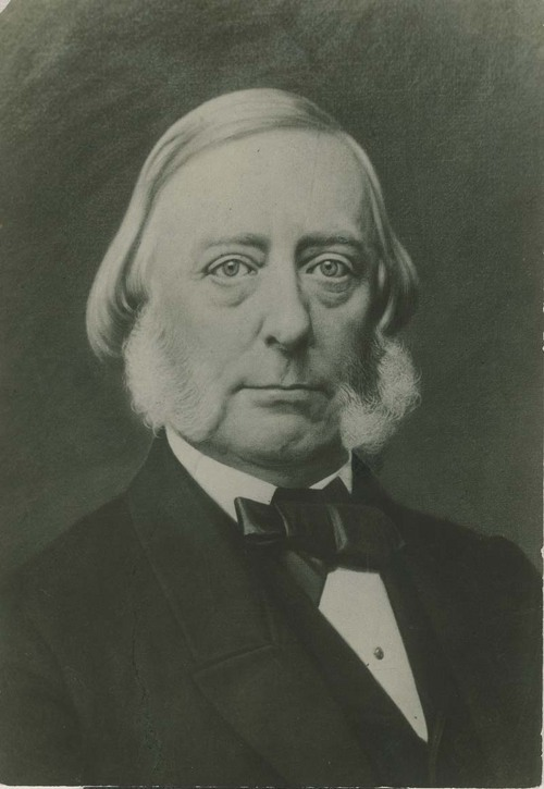 Portrait of Andrew H. Reeder