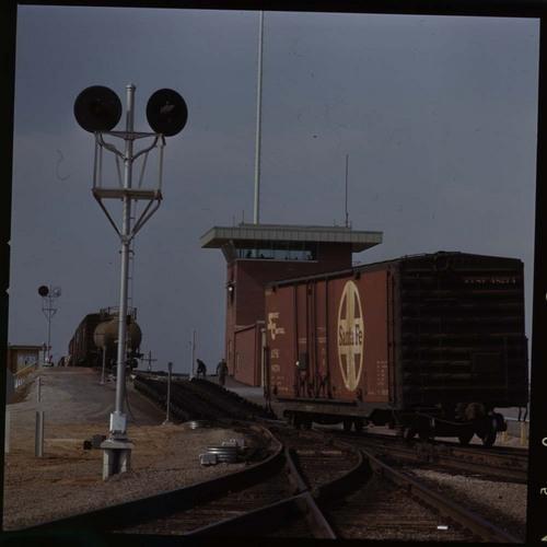 Boxcar, Argentine, Kansas - Page