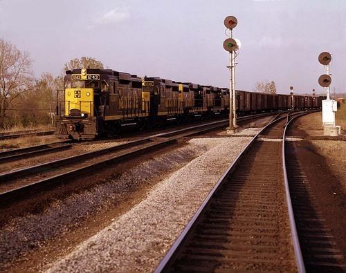 Manifest train, Argentine, Kansas - Page