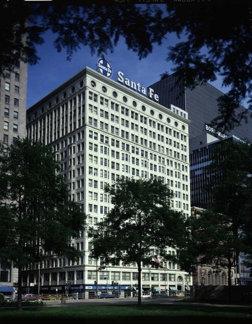 AT&SF's Railway Exchange Building, Chicago, Illinois - Page