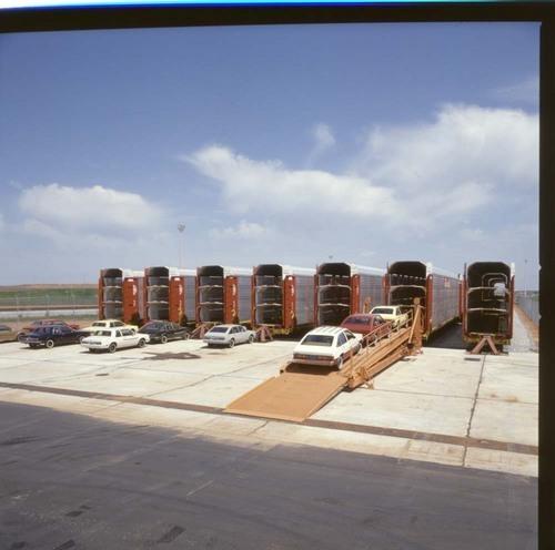Autoveyor cars, Oklahoma City, Oklahoma - Page