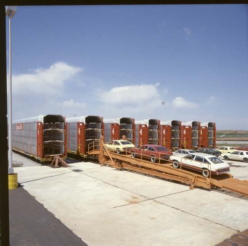 Autoveyor cars and ramps, Oklahoma City, Oklahoma - Page