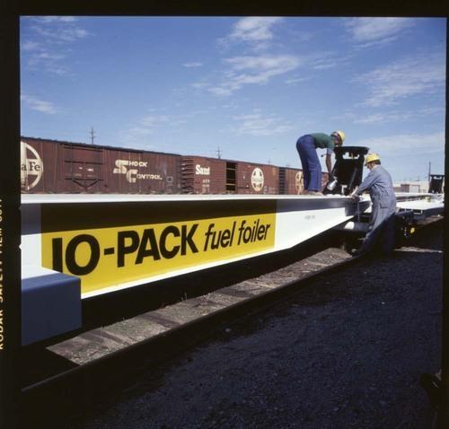 Ten-pack fuel foiler, Topeka, Kansas - Page