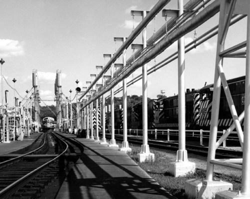 Atchison, Topeka & Santa Fe Railway Company's Argentine yards, Argentine, Kansas - Page