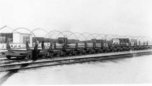 Atchison, Topeka, & Santa Fe Railway Company's tie treating plant, Somerville, Texas - Page