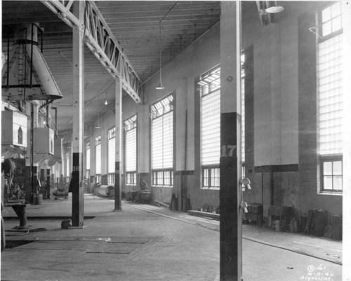 Atchison, Topeka & Santa Fe Railway Company's round house, Argentine, Kansas - Page
