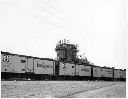 Atchison, Topeka, & Santa Fe Railway Company's refrigerator cars, Argentine, Kansas. - Page