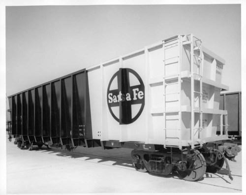 Coal gondola car - Page