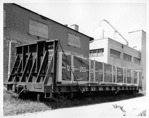 FT-10 bulkhead flat car - Page